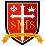 St Mary's Logo - Learning Together in Faith and Love